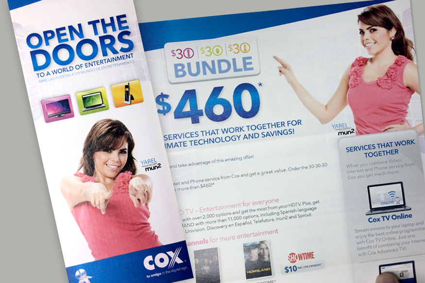 Cox – Direct Marketing